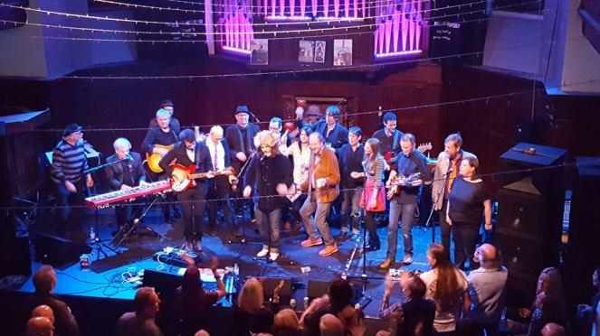Concert for Stewart live Glasgow