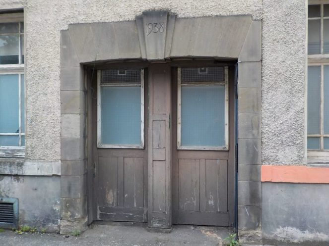 1938 Leith Depot office