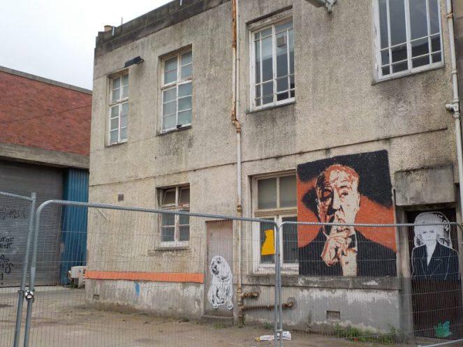 Leith Murals