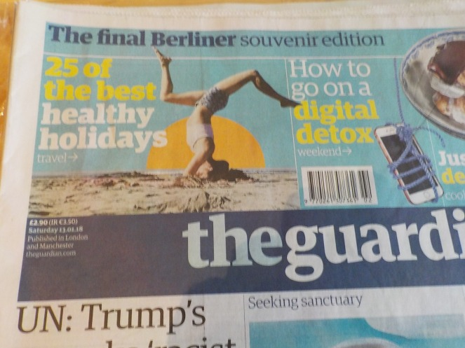 The Guardian the final Berliner