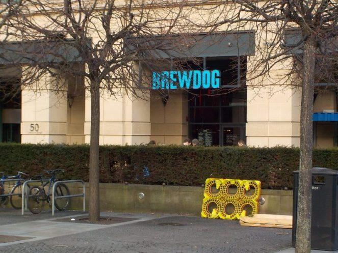 BrewDog Edinburgh