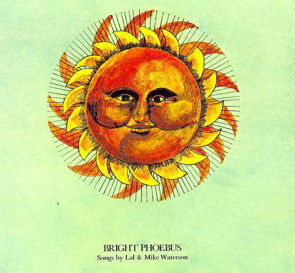 Bright Phoebus reissue Lal and Mike Waterson