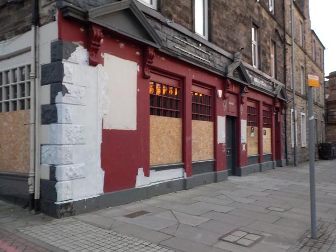 Gorgie Bar Edinburgh